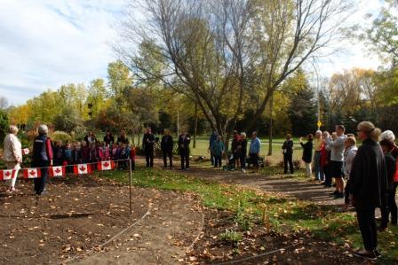 150th Planting Ceremony