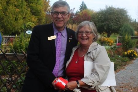 Mayor Nolan Crouse & Karen McLennan